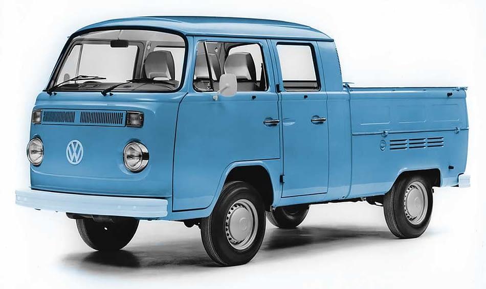 Volkswagen Double Cab Pickup