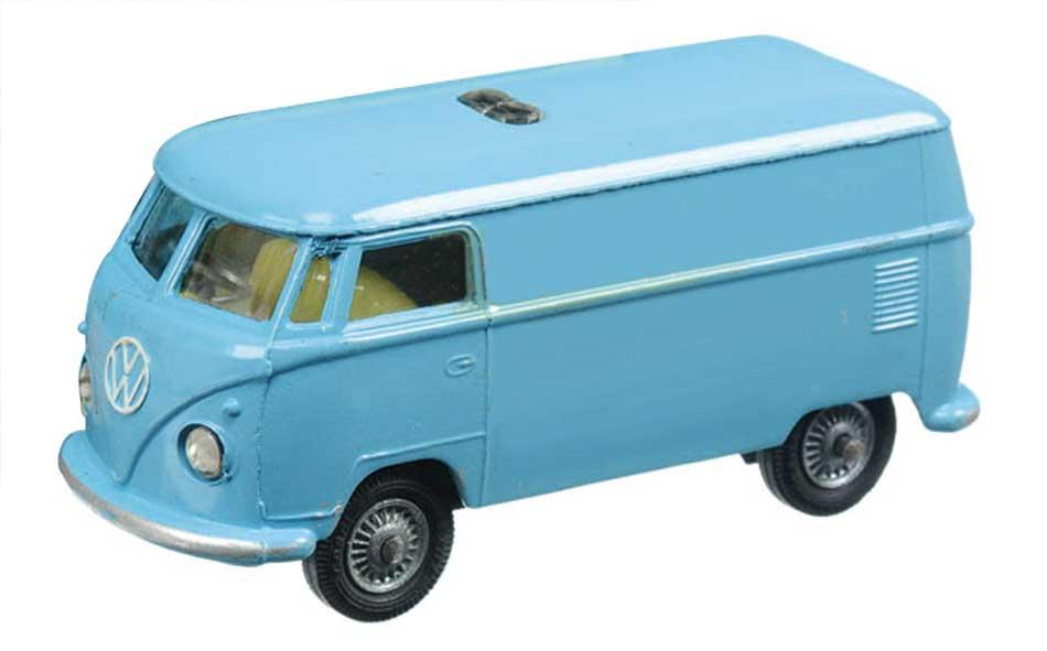 Corgi toy Volkswagen bus